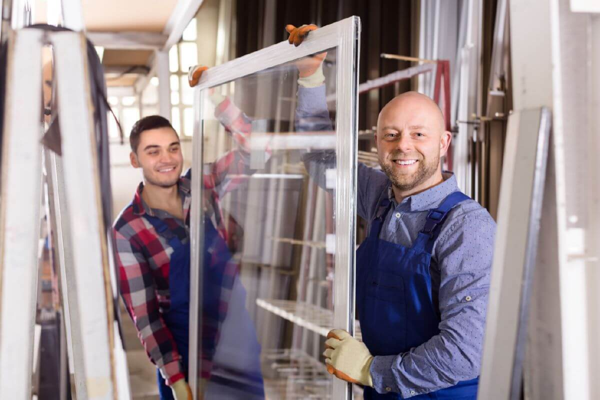 Aluminium Window Repairs Bradford